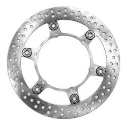 Wave brake disc ø260mm (DIS1077) - Sifam