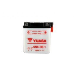 Batteria 6N6-3B-1 (806063) - Yuasa