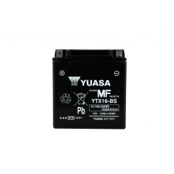 Batteria YTX16-BS (812172) - Yuasa