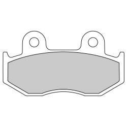 Pastiglie freno (FDB382SG) - Ferodo