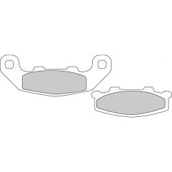 Pastiglie freno (FDB508P) - Ferodo