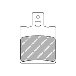 Pastiglie freno (FDB2081AG) - Ferodo
