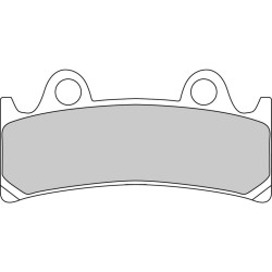 Pastiglie freno (FDB864ST) - Ferodo