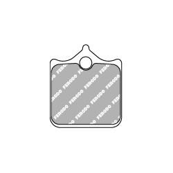 Pastiglie freno (FDB2120ST) - Ferodo
