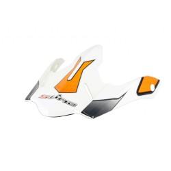 Visor for cross helmet s813 orange (CRO2GAC01OR) - S-line