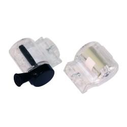 Sistema roll off trasparente per maschera pro mx (GOGGLEACC8) - S-line