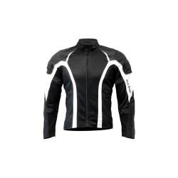 Giubbotto giacca motociclista estivo donna (VESTSUWOM1) - S-line